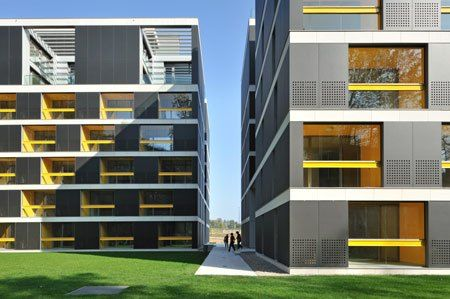 Housing Pilon by Bevk Perovic Arhitekti (Ljubljana, Slovenia) #architecture