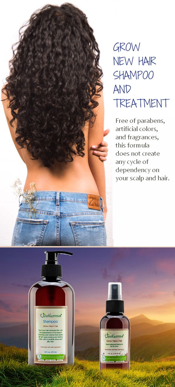 Made with some of nature's wonders ingredients toopen and feed the hair follicles on your scalp that are plugged, trapped and prevented from coming to the surface.