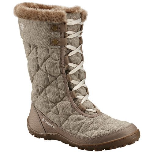 Columbia Sportswear Women's Minx Mid Alta Omni-Heat Boots (Brown Light, Size 9) - Winter Boots at Academy Sports