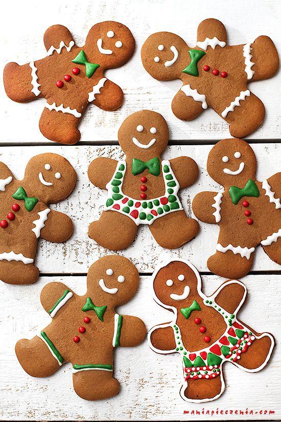 Gingerbread Men - gluten free