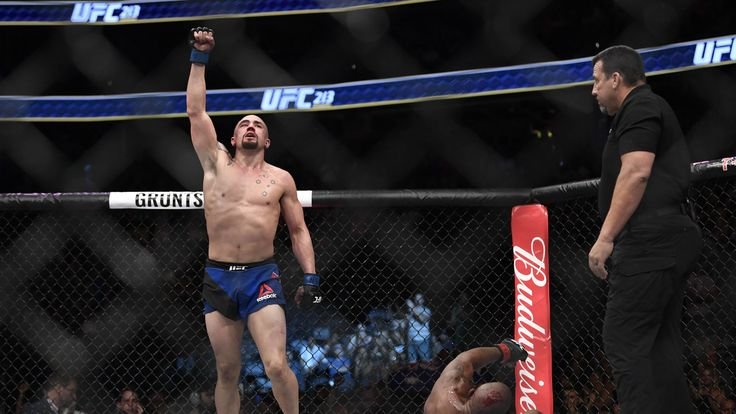 UFC 213 results from last night: Robert Whittaker vs Yoel Romero fight recap - FightLine.com