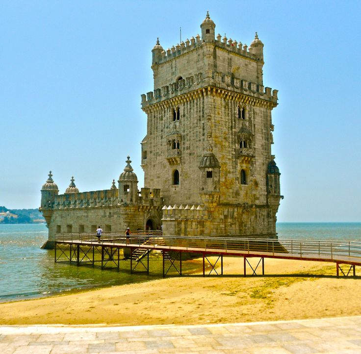 Belém – the one place you must visit in Lisbon, Portugal - via Gallivanting Georgia 22.08.2013 | Belém is a shrine to Portugal's rich maritime history and is crammed full of important historical buildings, national monuments and symbols of Portuguese grandeur. Rua de Belém, a strip of beautiful old buildings, makes for a gorgeous walk, and the Torre de Belém, The Monastery of Jeronimos and the Monument to the Discoveries pack a serious punch. Photo: Belém tower