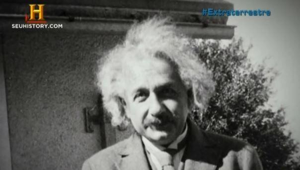 Alienigenas do Passado: O Fator Einstein - OVNI Hoje!