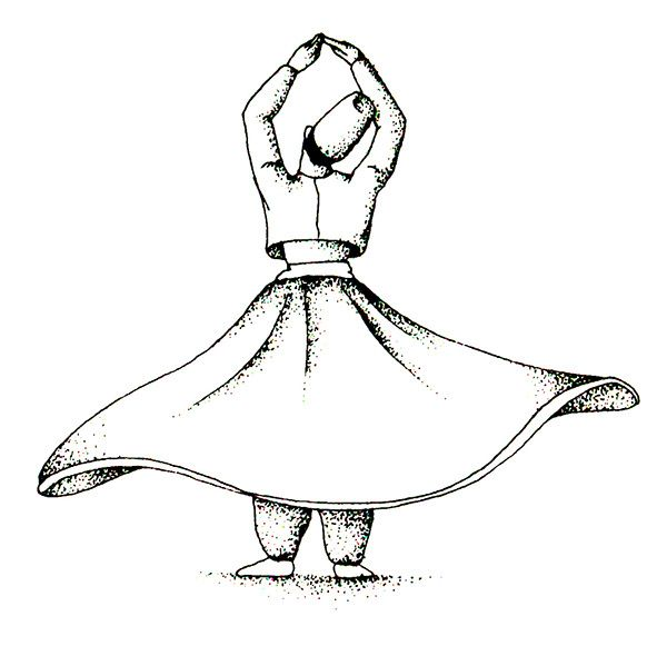 Definition Of A Whirling Dervish