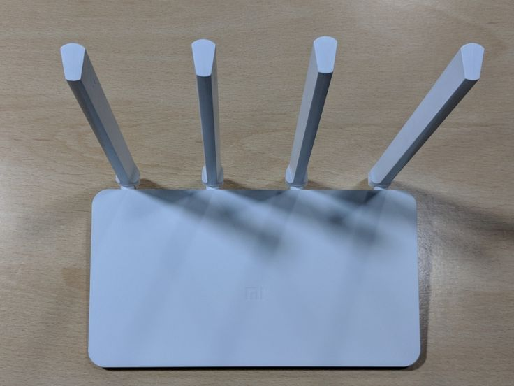 Link Up to 300Mbps at 802.11n with the Mi Router 3C