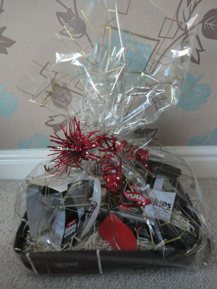 How To Wrap A Gift Basket In Cellophane Useful Tip When