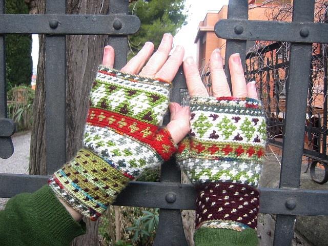 Gehaakte Handschoenen