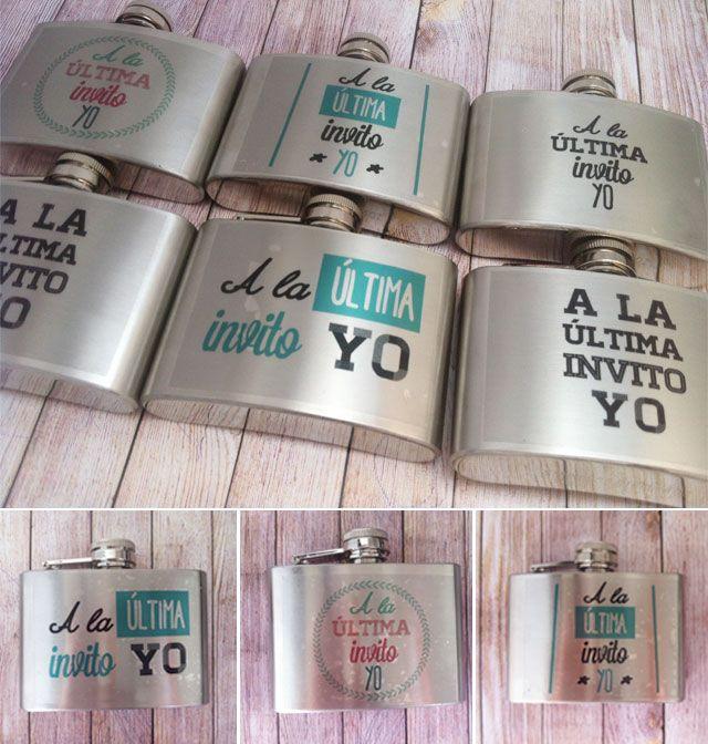 Blog de los detalles de tu boda | Petacas personalizadas como detalles de boda para los hombres | http://losdetallesdetuboda.com/blog/petacas-personalizadas-como-detalles-de-boda-para-los-hombres/
