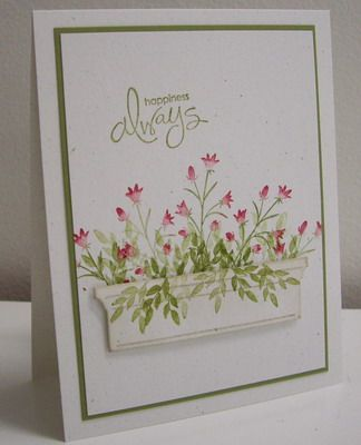 Spring Flower Boxes (4 of 4) by Loll Thompson - Cards and Paper Crafts at Splitcoaststampers