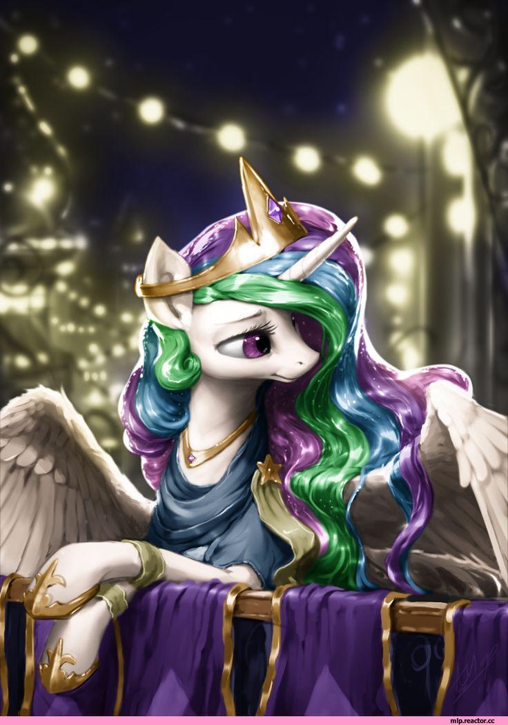 Princess Celestia,Принцесса Селестия,royal,my little pony,Мой маленький пони,фэндомы,mlp art