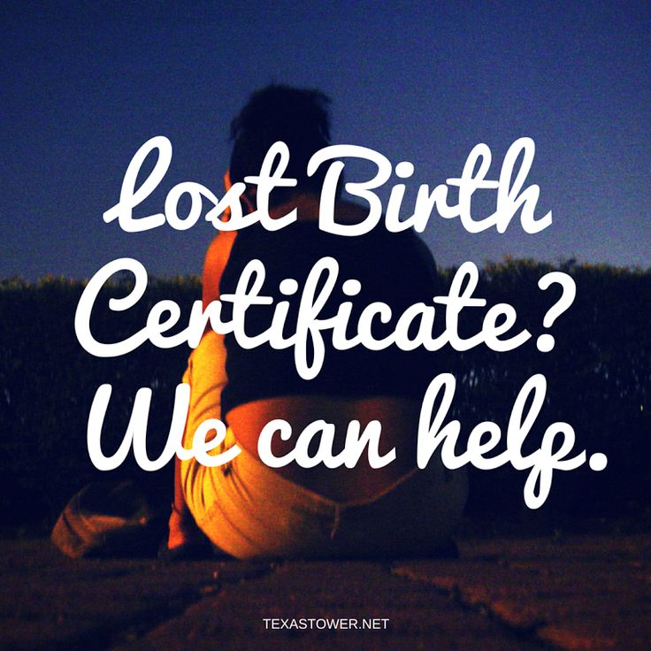 Need a copy of your Florida birth certificate? #WeCanHelp order online! #VitalRecords #BirthRecords #Certificates #CertifiedBirthCertificate