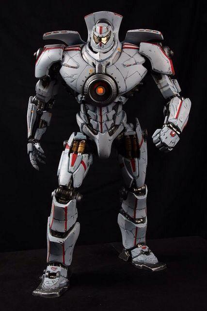 Pacific rim robot designs