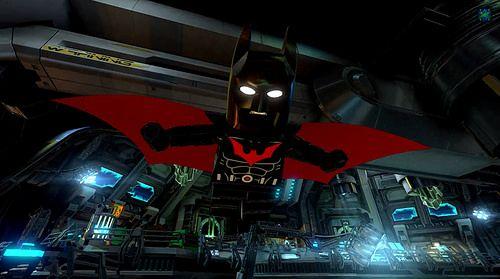 3 LEGO Characters Batman Beyond Gotham | Batman Beyond!