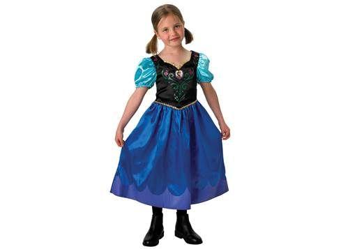 Maise: FROST Annas og Elsas kjoler i str. 120/128, eller deromkring