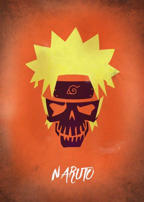 Naruto skull