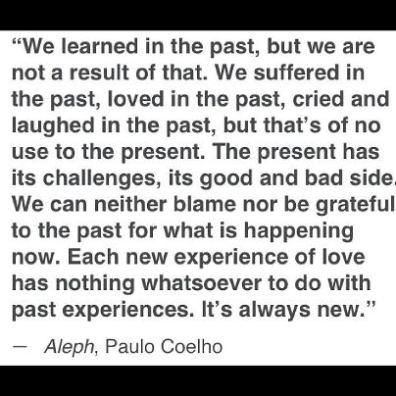Aleph,Paulo Coelho