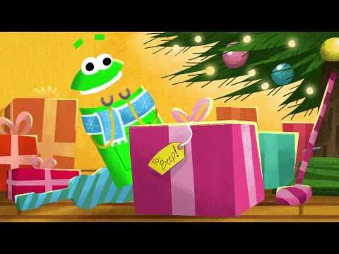 """""""Crazy for Christmastime,"""" Christmas: Starring You! by StoryBots"""