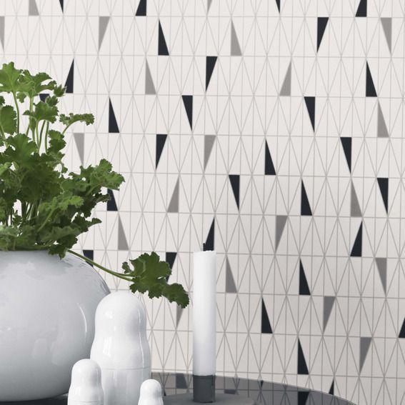 Papel pintado Geométrico Scandinavian Designers.  tienda.puntosuspensivo.com