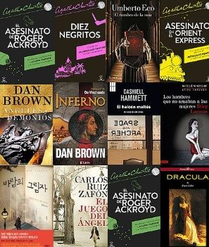 Los 25 Mejores Libros de Misterio de la Historia