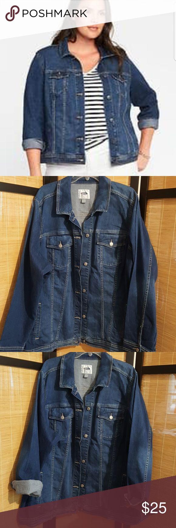 Old Navy denim jacket *NEW* Denim jacket by Old Navy NWT,no trades Old Navy Jackets & Coats Jean Jackets