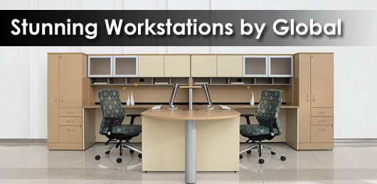 Office Furniture Outlet - San Diego Office Chairs, Desk, Cubicle, File Cabinets, Conference Room Table & Used Office Furniture showroom.