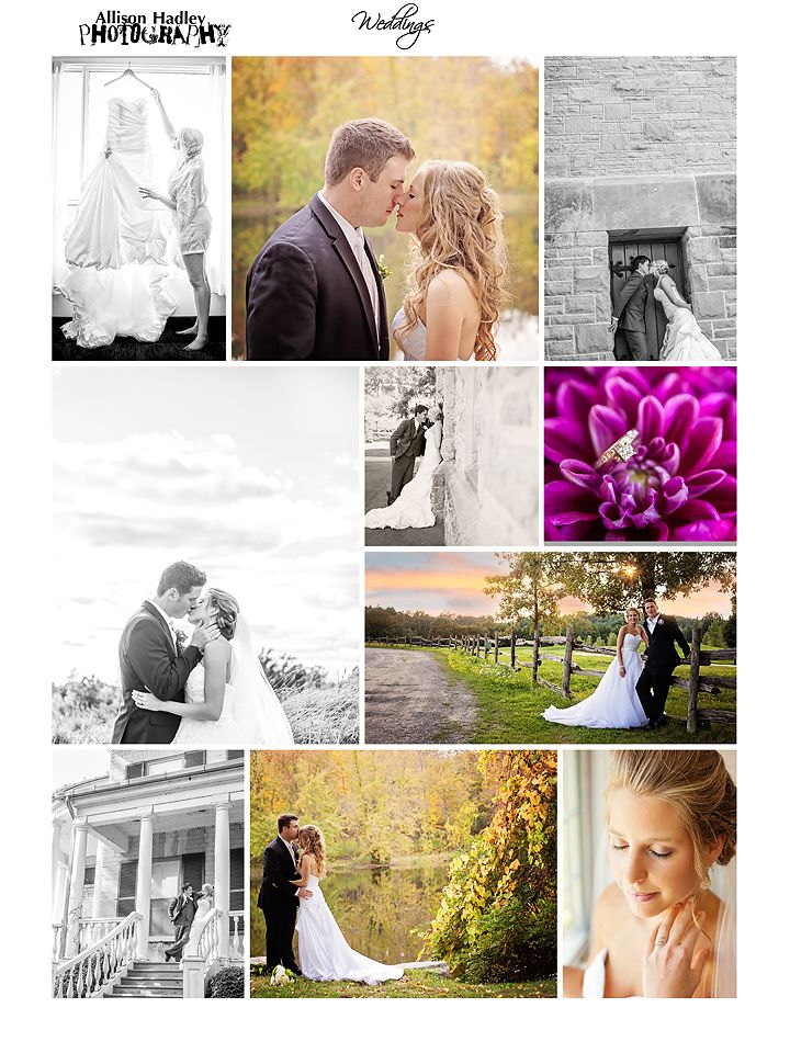 Allison Hadley Photography Weddings