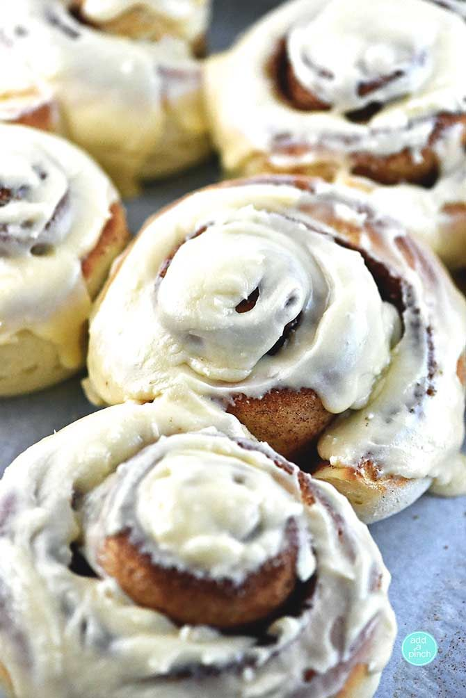 how to make light and fluffy cinnamon rolls