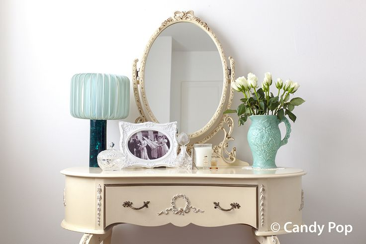 String Lights For Dressing Table : 44 best HOME : Dressing Tables images on Pinterest