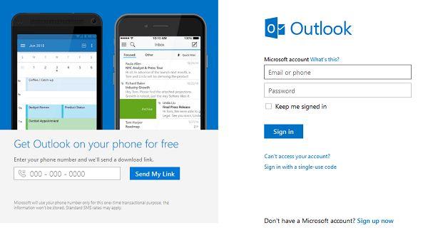 Es fácil con el correo #Hotmail iniciar sesion bandeja de entrada