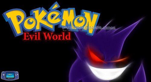 http://www.pokemoner.com/2017/05/pokemon-evil-world.html Pokemon Evil World  Name: Pokemon Evil World Remake From: Pokemon Emerald Remake by: ????? Description: 具体看最下面的图片 2增加了鬼城地图和神秘天洞穴2大地图嗯地图内总有些有趣的剧情具体自己研究吧嘻嘻 3增加了获得稀有道具的剧情比如神奇糖果和大师球神奇糖果需打败小智获得 大师球帮博士山洞研究打败30级的一个PM即可获得 4增加了火岩队抢大师球的有趣剧情主要是围绕火岩队想用大师球捕捉上古神兽统治世界和阿尔修斯想毁灭这个世界的剧情 5增加了陈家4弟妹商人的剧情每个商人都卖一些稀有的道具每个售货员都在不同的地方具体在哪自己寻找这也是游戏的亮点之一 6:增加了很多训练师对战的脚本比如小智对战和红宝石从树对战的剧情 7用了漆黑的魅影的地图块{求漆黑的魅影作者同意} 其实还有很多剧情没有一一介绍靠玩家自己研究吧 接下来就是一些改版的图了 [Google…