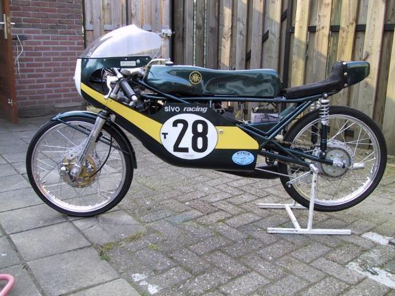 Kreidler 50cc Race 1971
