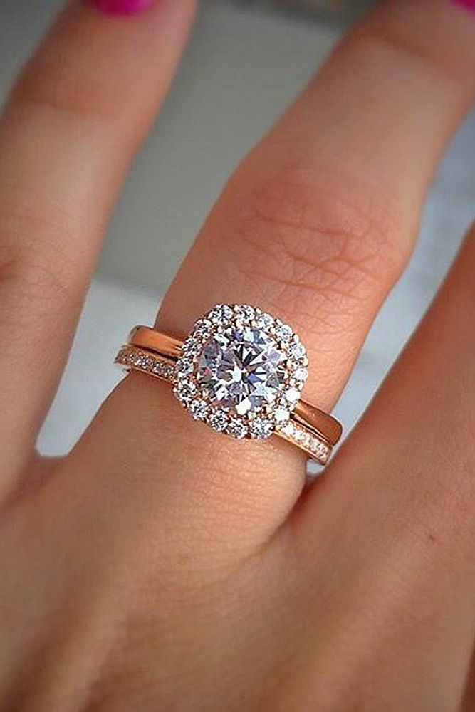 try collections engagement solitaire gold rose rings the wedding vrai ring home large rg vow bands on oro