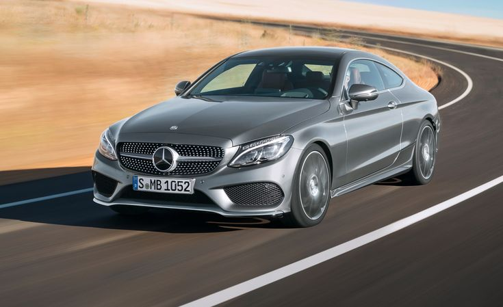 2017 Mercedes-Benz C-class Coupe mbfoothill.com