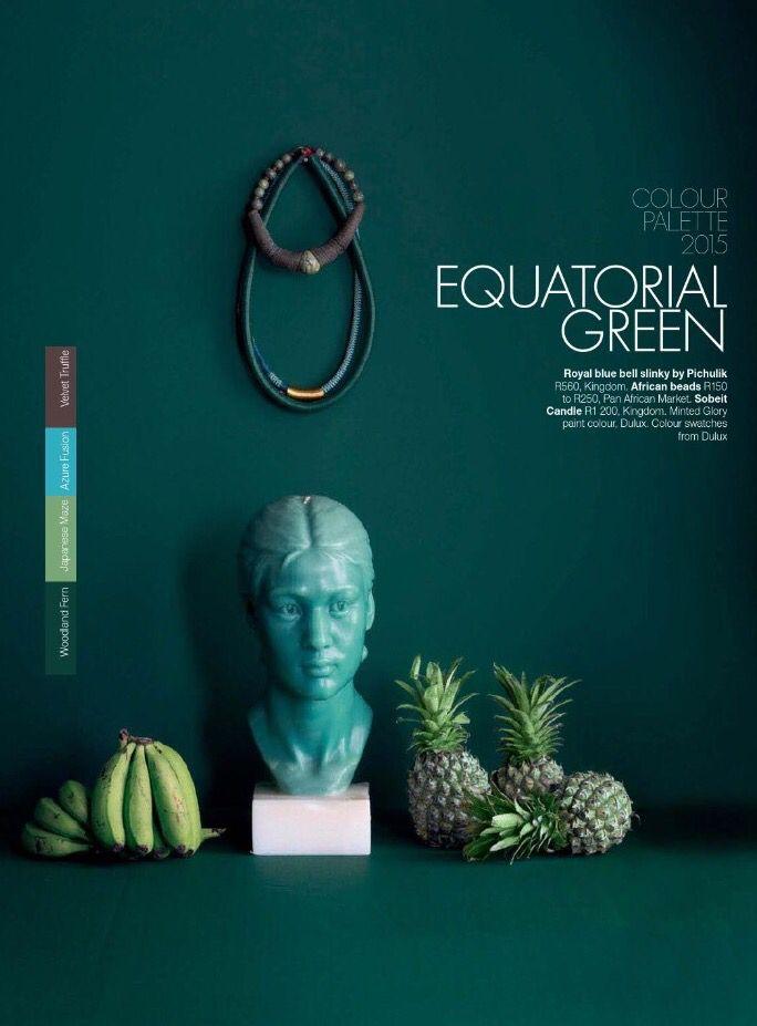 Display Culture --- Elle Decor | South Africa lr                                                                                                                                                                                 More