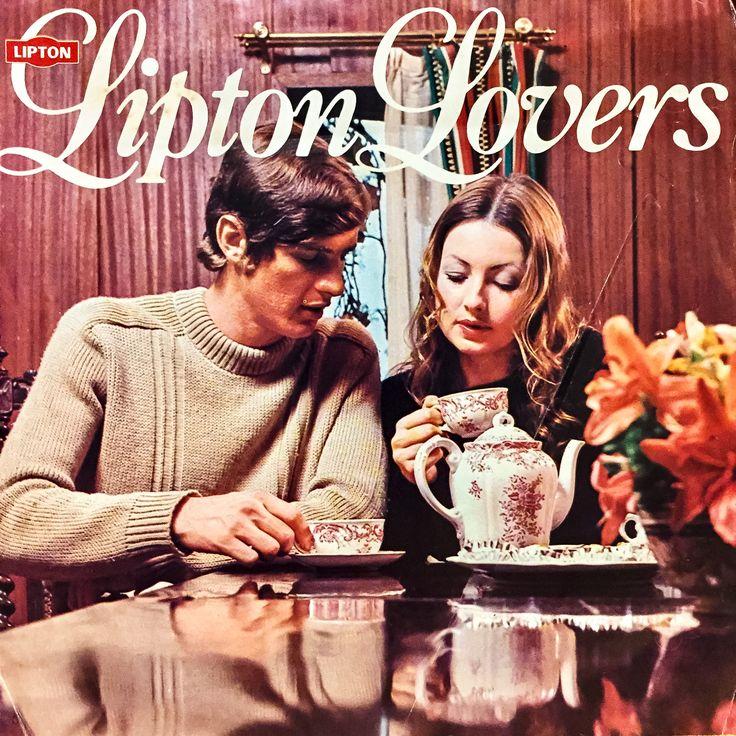「Lipton Lovers」メロディー・スー(リプトン販促用7吋)