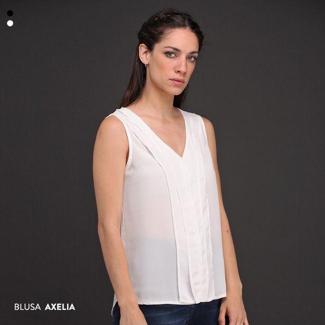 #BlusaAxelia #Tendencias #Básicos