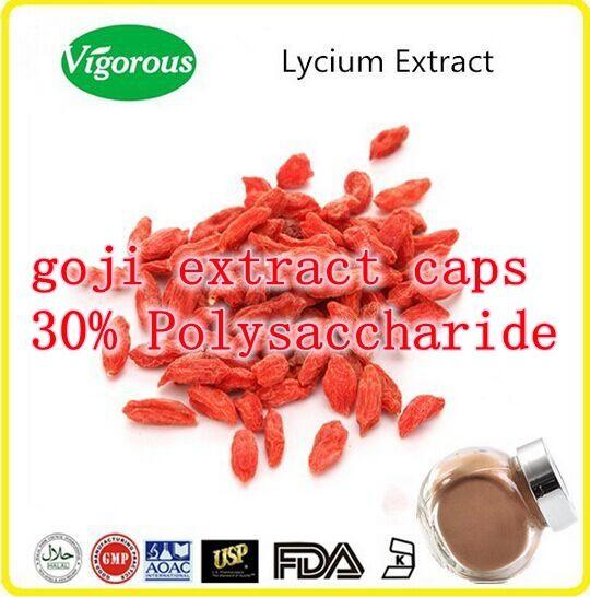 Сильный Антиоксидант, Anti-aging goji капсулы экстракт 30% Полисахарида 300 шт. капсула = 1 лот, богатые витамины и аминокислоты