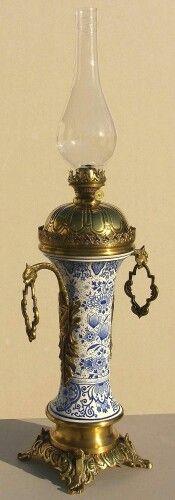 Beautiful oil Lamp....