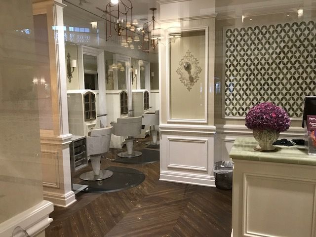 Ivy Trellis Salon At Disney S Grand Floridian Resort And Spa With