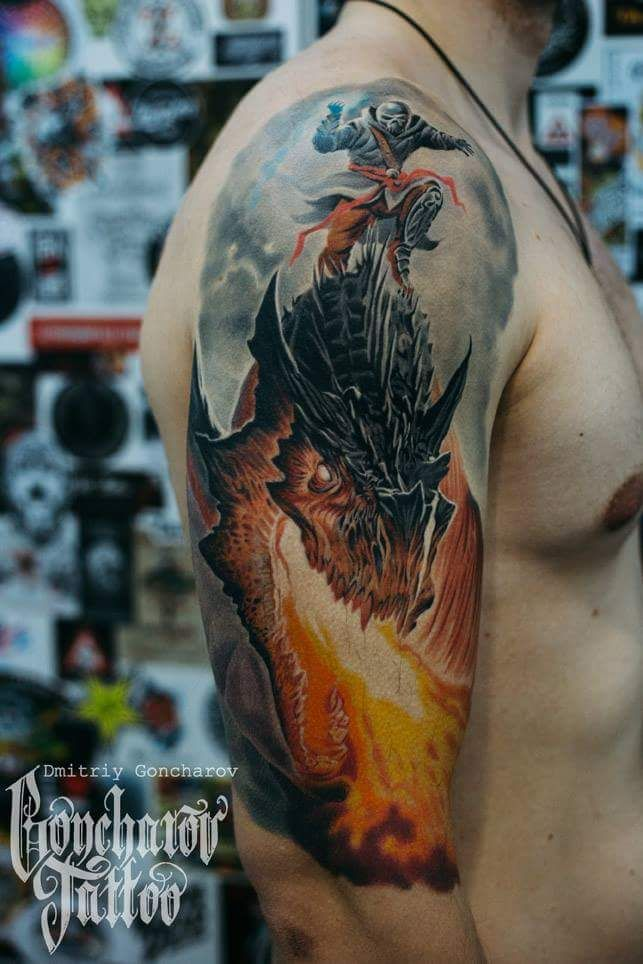 Western Dragon - Page 3 - Big Tattoo Planet Community Forum
