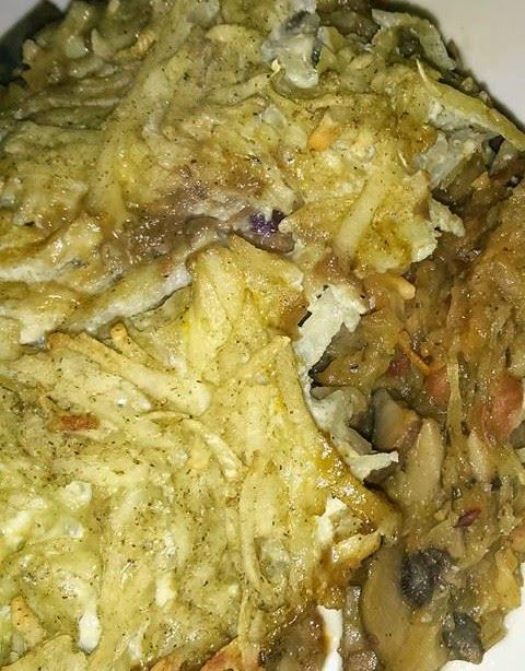 """His Domesticated Culinarian: Vegetarian (or nearly) Acadian-style """"Rappie Pie"""""""