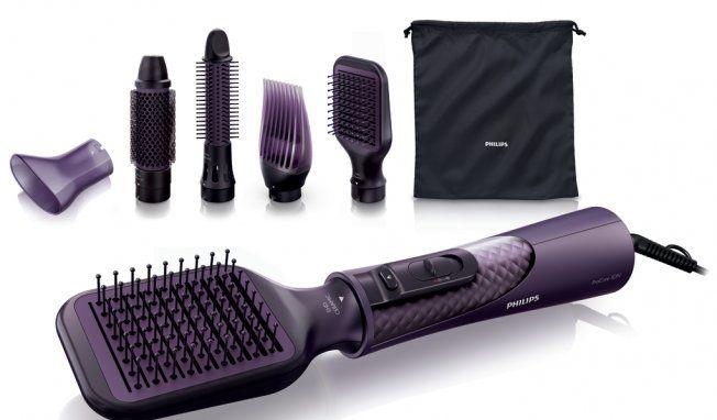 La brosse soufflante ProCare de Philips ou comment dompter sa chevelure