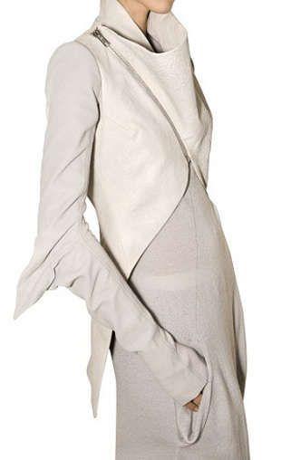 jacket - rick owens