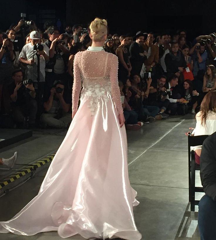 Vestido de novia Benito Santos