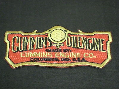 vintage cummins photos | Cummins Diesel Vintage Oil Engine ...