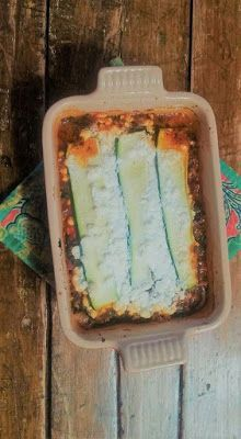 HcG diet recipe phase 2 P2: VEGETARIAN VEGETABLE ZUCCHINI LASAGNA gluten free fat free low carb