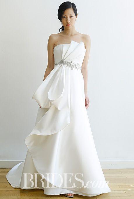 Brides: Elisabetta Polignano Wedding Dresses - Spring 2017 - Bridal Fashion Week