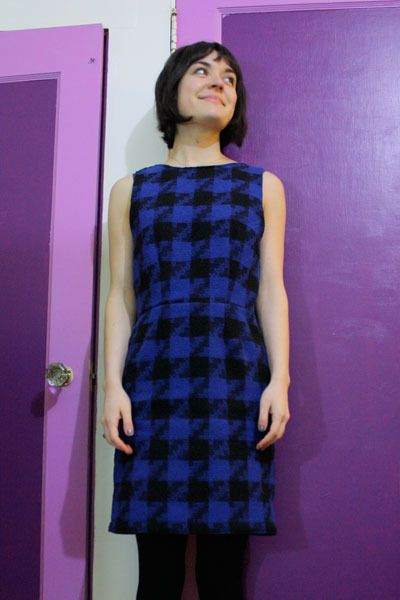pinafore dress part II