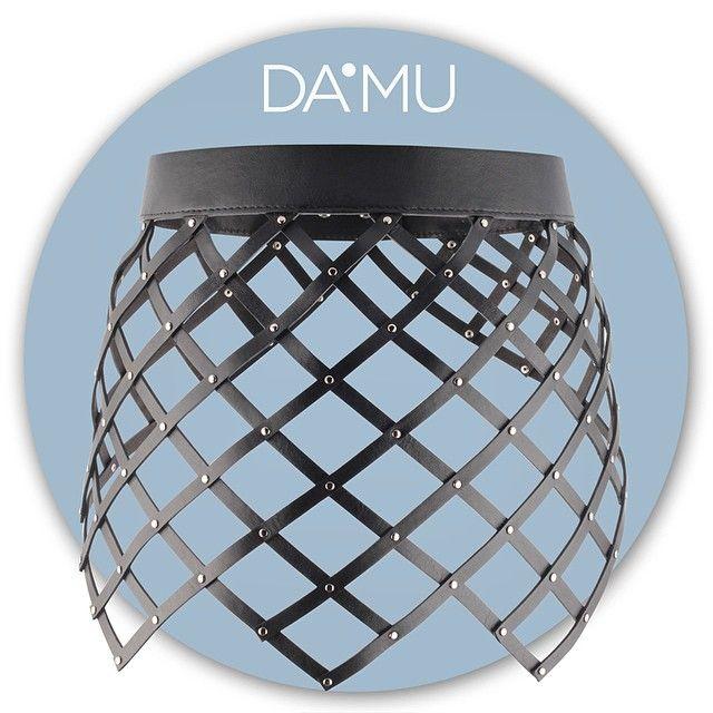 TOP ACCESSORIES #NewCollection #Leather #peplum #skirt #belt by DA'MU selected ***Кожаная юбка-аксессуар из линии DA'MU selected #юбка #баска #ремень #пояс #аксессуар #ТопАксессуар