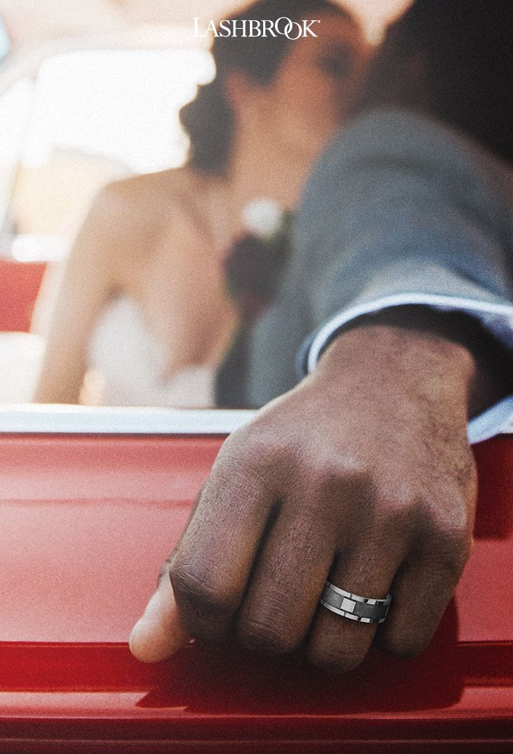 Gift Idea For Him This Valentine S Day Upgrade His Wedding Ring